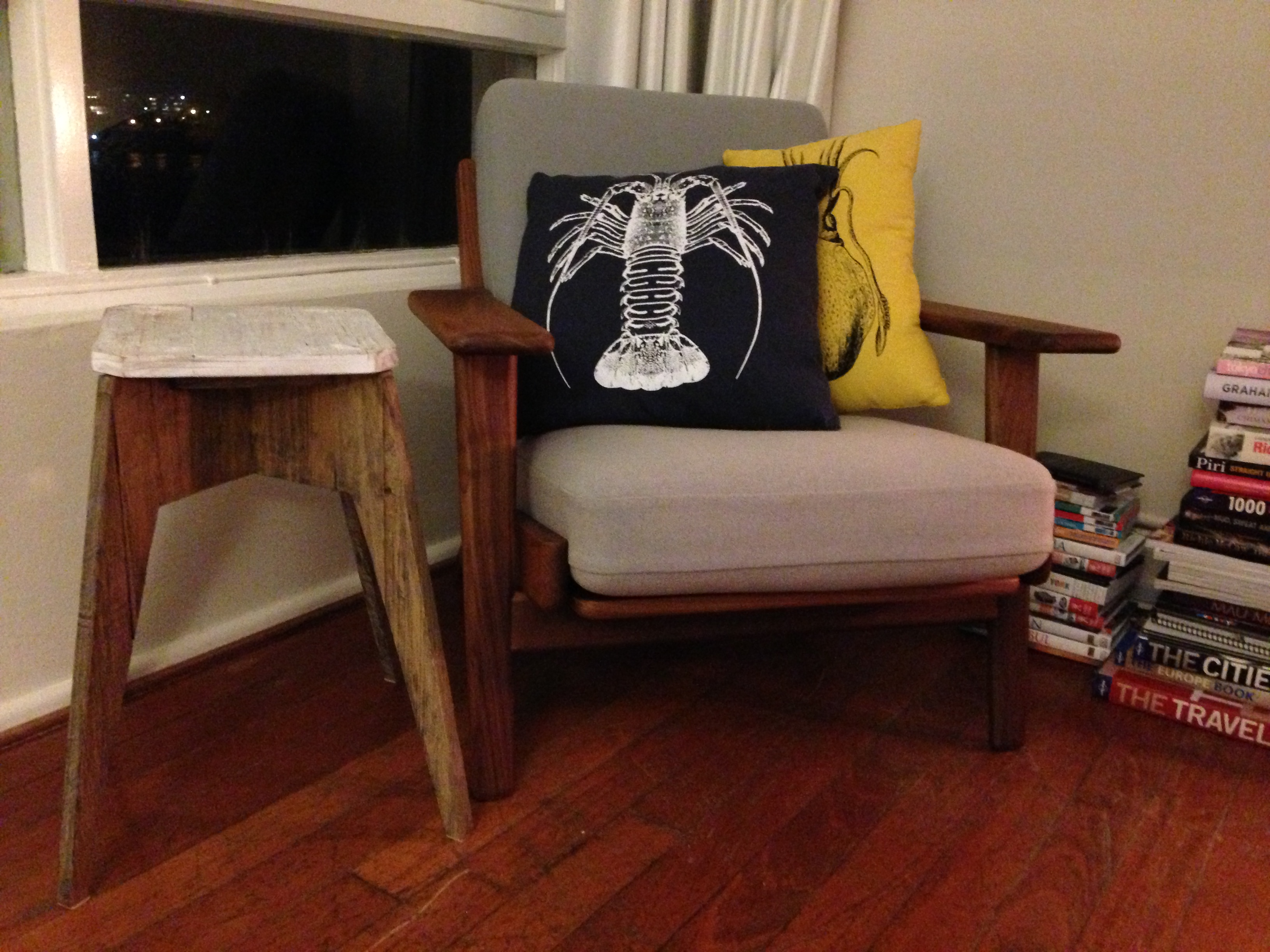 Once Upon A Queenslander Stool