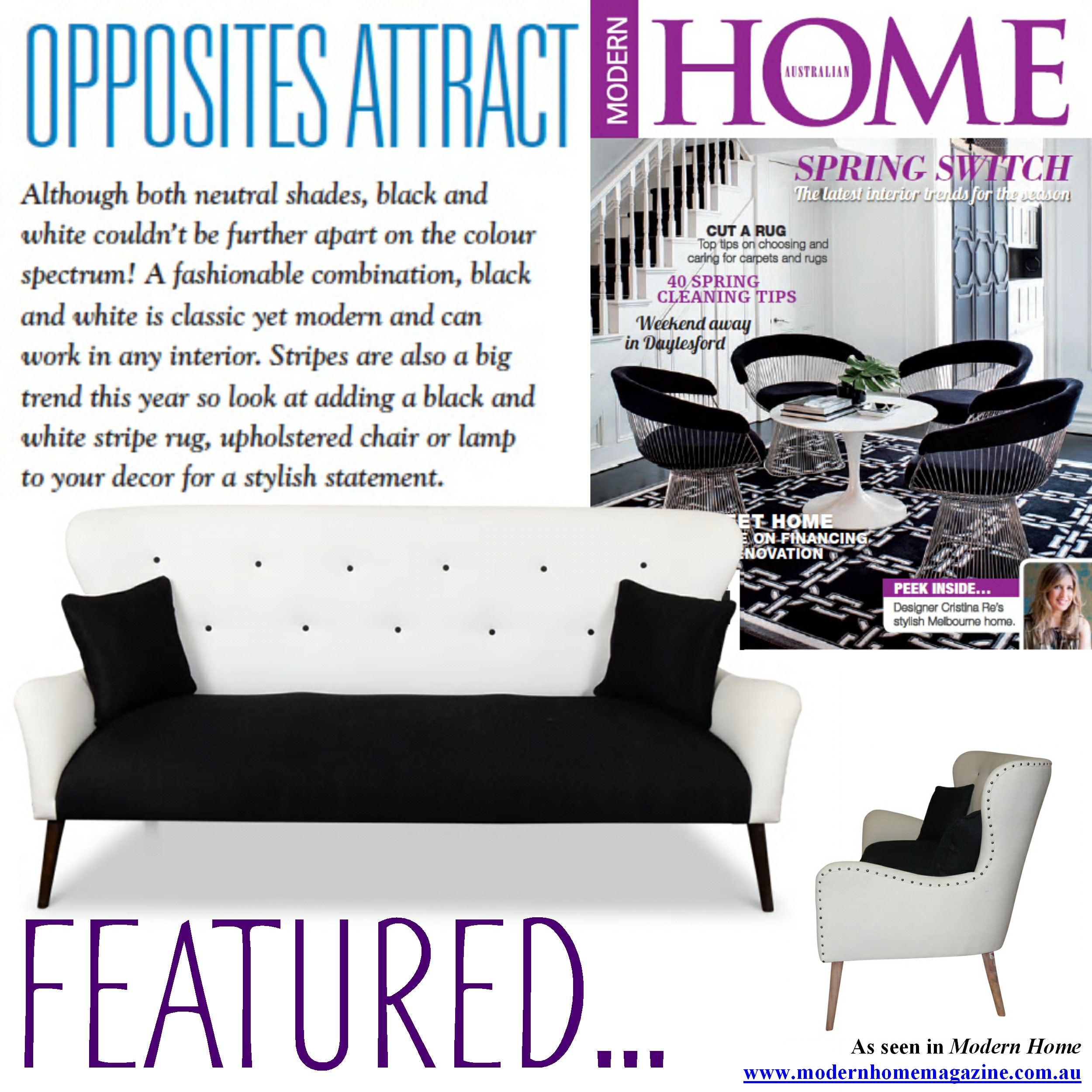Featured In Modern Home Australia This Month The Ghify Blog