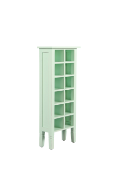 Ol Skool Chalky Green CD Pigeon Shelf 2