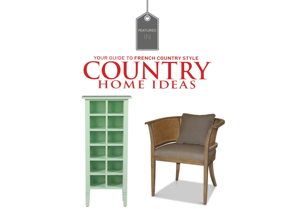 FEATURED* Country Home Ideas Magazine – The GHIFY Blog