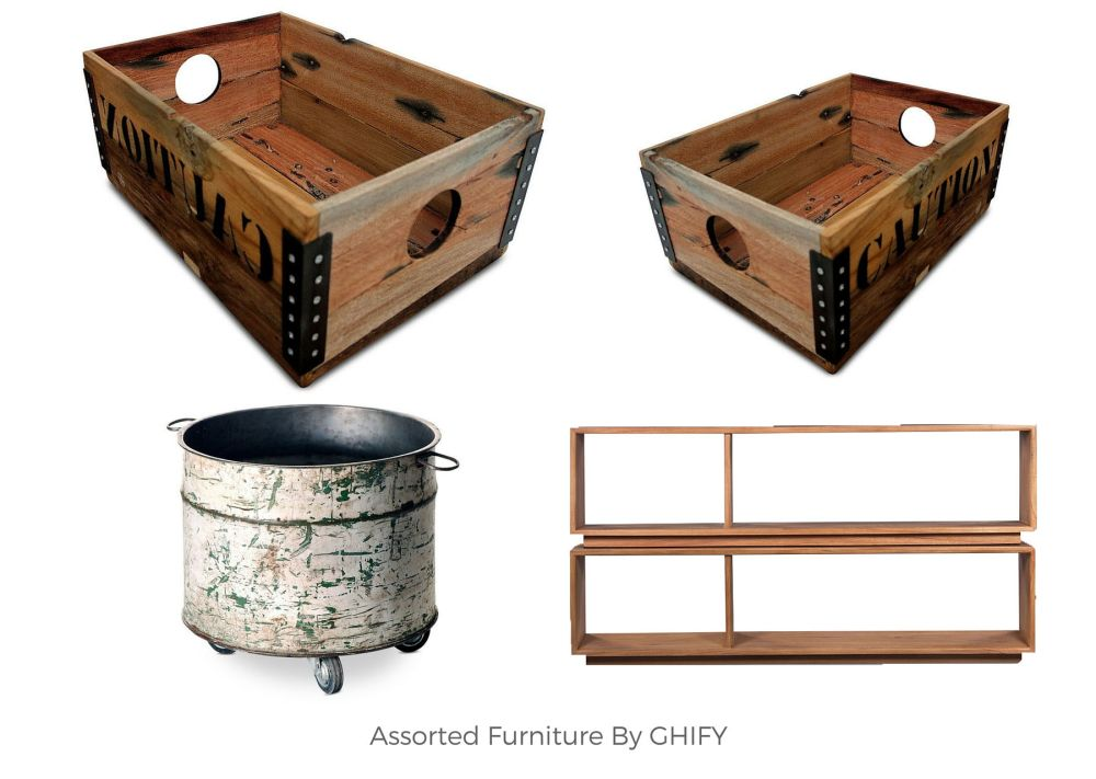 Assorted Furniture by Ghify