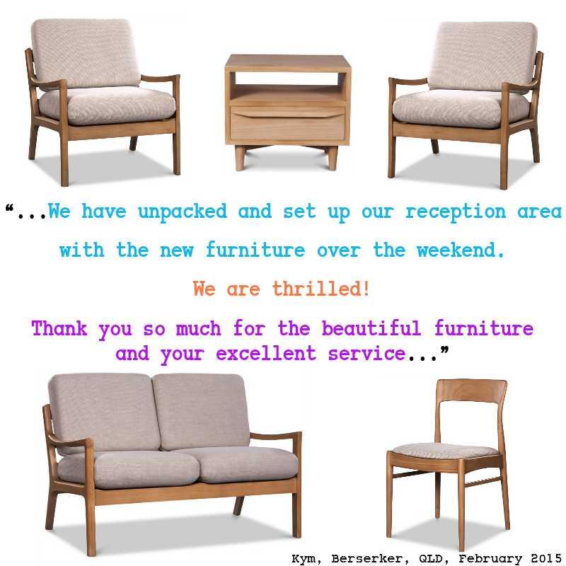 113 Modern Danish Furniture Testimonial