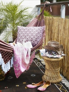 Create an outdoor deck in 5 easy steps
